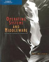 Operating Systems and Middleware PDF