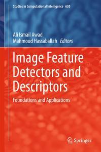 Image Feature Detectors and Descriptors PDF