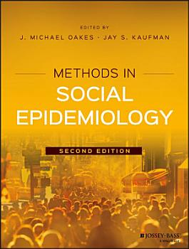 Methods in Social Epidemiology PDF