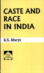 Caste And Race In India PDF