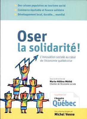 Oser la solidarit    PDF