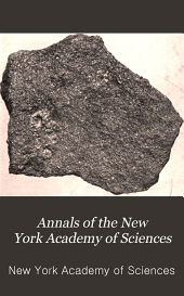 Annals of the New York Academy of Sciences: Volume 24