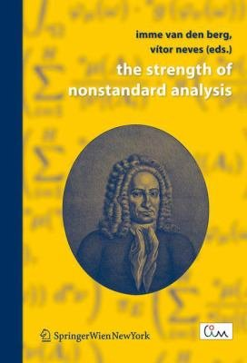 The Strength of Nonstandard Analysis PDF