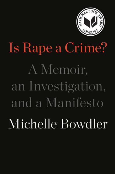 Download Is Rape a Crime  Book