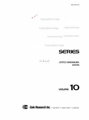 Something About the Author Autobiography Series PDF