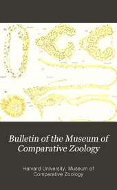 Bulletin of the Museum of Comparative Zoology at Harvard College: Issue 22