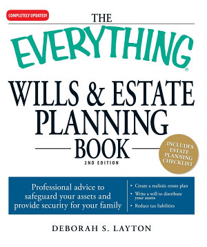 The Everything Wills   Estate Planning Book