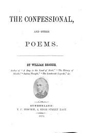The Confessional and Other Poems