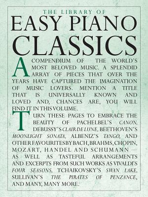The Library of Easy Piano Classics PDF