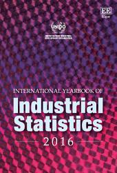 International Yearbook of Industrial Statistics 2016