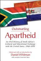 Outsmarting Apartheid PDF