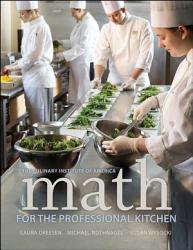 Math For The Professional Kitchen Book PDF