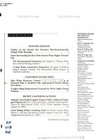 California Water Law   Policy Reporter PDF