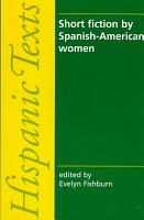 Short Fiction by Spanish American Women PDF