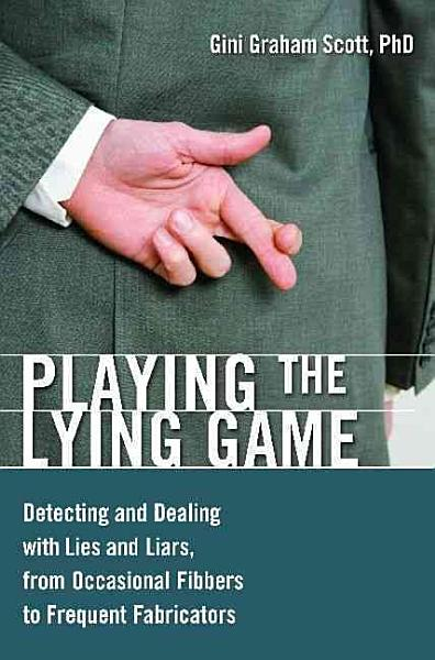 Download Playing the Lying Game Book