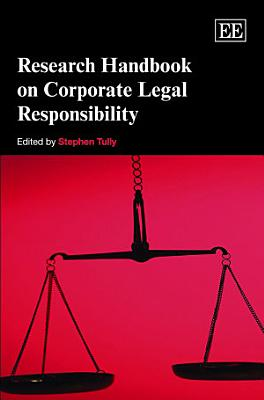 Research Handbook on Corporate Legal Responsiblity PDF