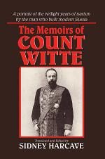 The Memoirs of Count Witte