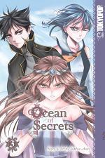 Ocean of Secrets Volume 3 manga