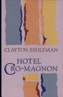 Hotel Cro Magnon PDF