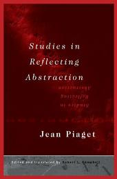 Studies in Reflecting Abstraction