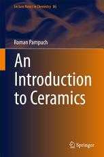 An Introduction to Ceramics PDF