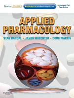 Applied Pharmacology PDF
