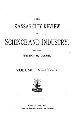 The Kansas City Review of Science and Industry