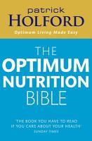 The Optimum Nutrition Bible PDF