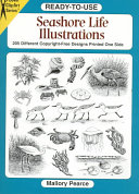 The Ready-to-Use Sea Shore Life Illustrations