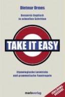 Take it easy PDF
