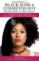 The World of Black Hair   Cosmetology PDF