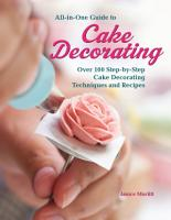All in One Guide to Cake Decorating PDF