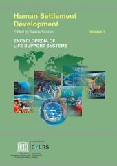 Human Settlement Development - Volume III