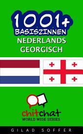 1001+ Basiszinnen Nederlands - Georgisch