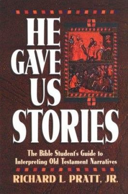 He Gave Us Stories PDF