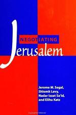 Negotiating Jerusalem