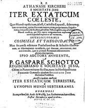Iter extaticum coe leste... interlocutoribus Cosmiele et Theodidacto...