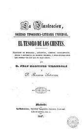 El Tesoro de los chistes: coleccion de epígramas, anécdotas, cuentos, chascarrillos, dichos y sentencias de hombres célebres ...
