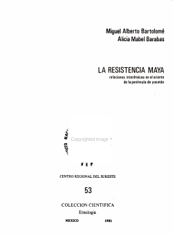 La resistencia maya PDF