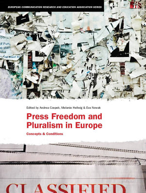 Press Freedom and Pluralism in Europe PDF
