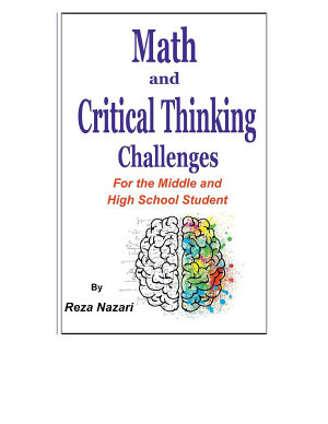 Math and Critical Thinking Challenges