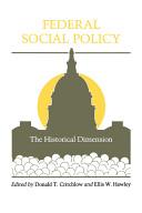 Federal Social Policy