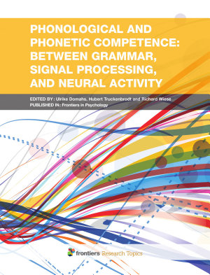 Phonological and phonetic competence  between grammar  signal processing  and neural activity PDF