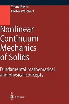 Nonlinear Continuum Mechanics of Solids
