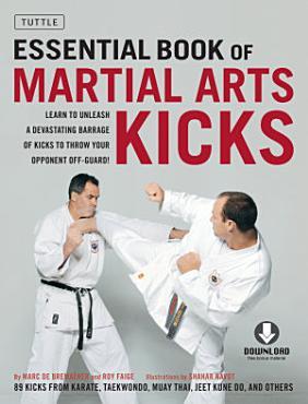 Essential Book of Martial Arts Kicks PDF