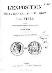 Exposition universelle: publication internationale autorisée par la commission impériale. Table des gravures : contenues dans le deuxième volume. 2