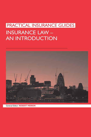 Insurance Law: An Introduction