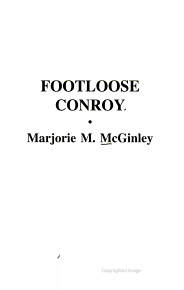 Footloose Conroy PDF