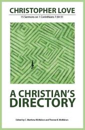 A Christian's Directory