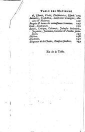 L'esprit de Monsieur de Voltaire